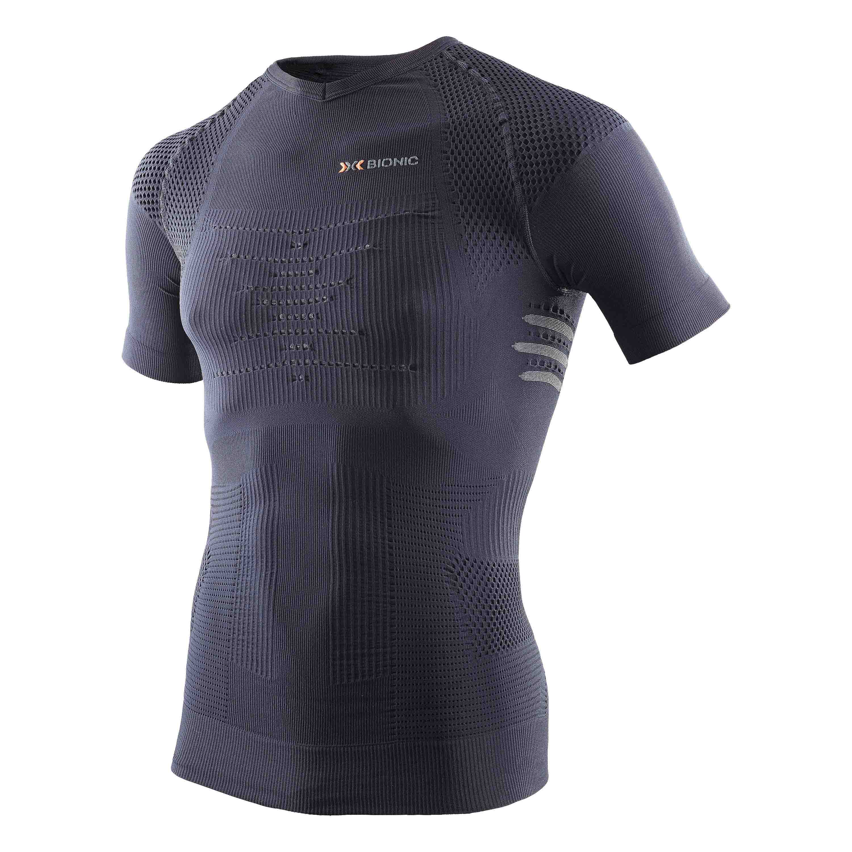 T-Shirt X-Bionic Trekking Summerlight schwarz