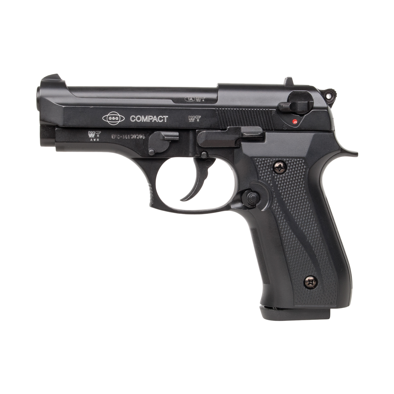 Ekol Firat Pistole Compact schwarz