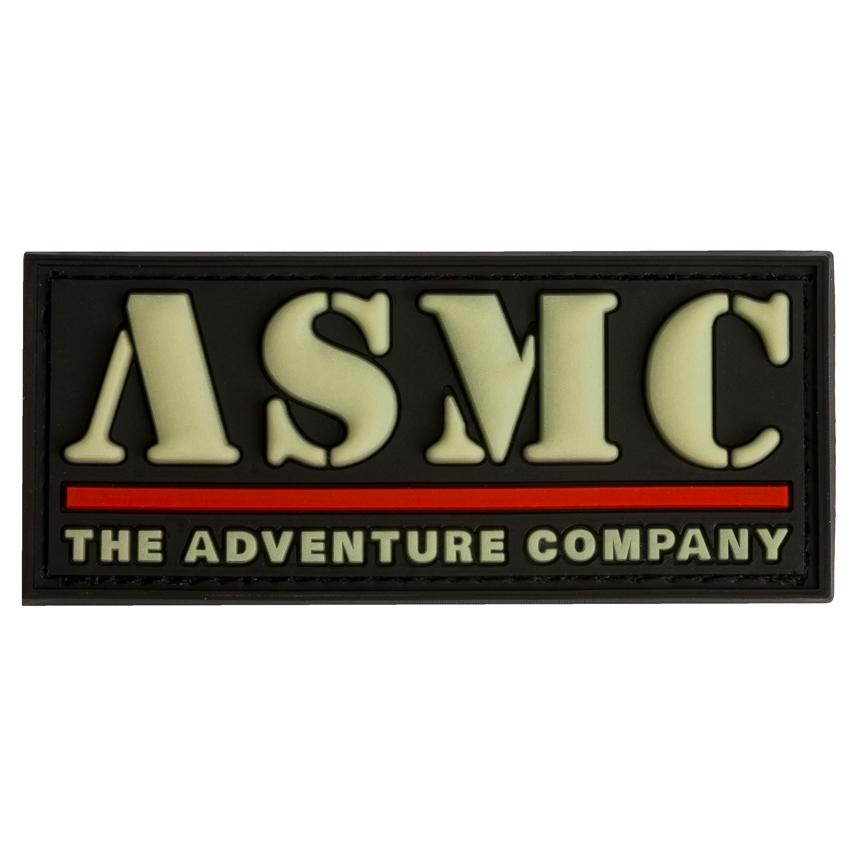ASMC 3D Patch glow in the dark