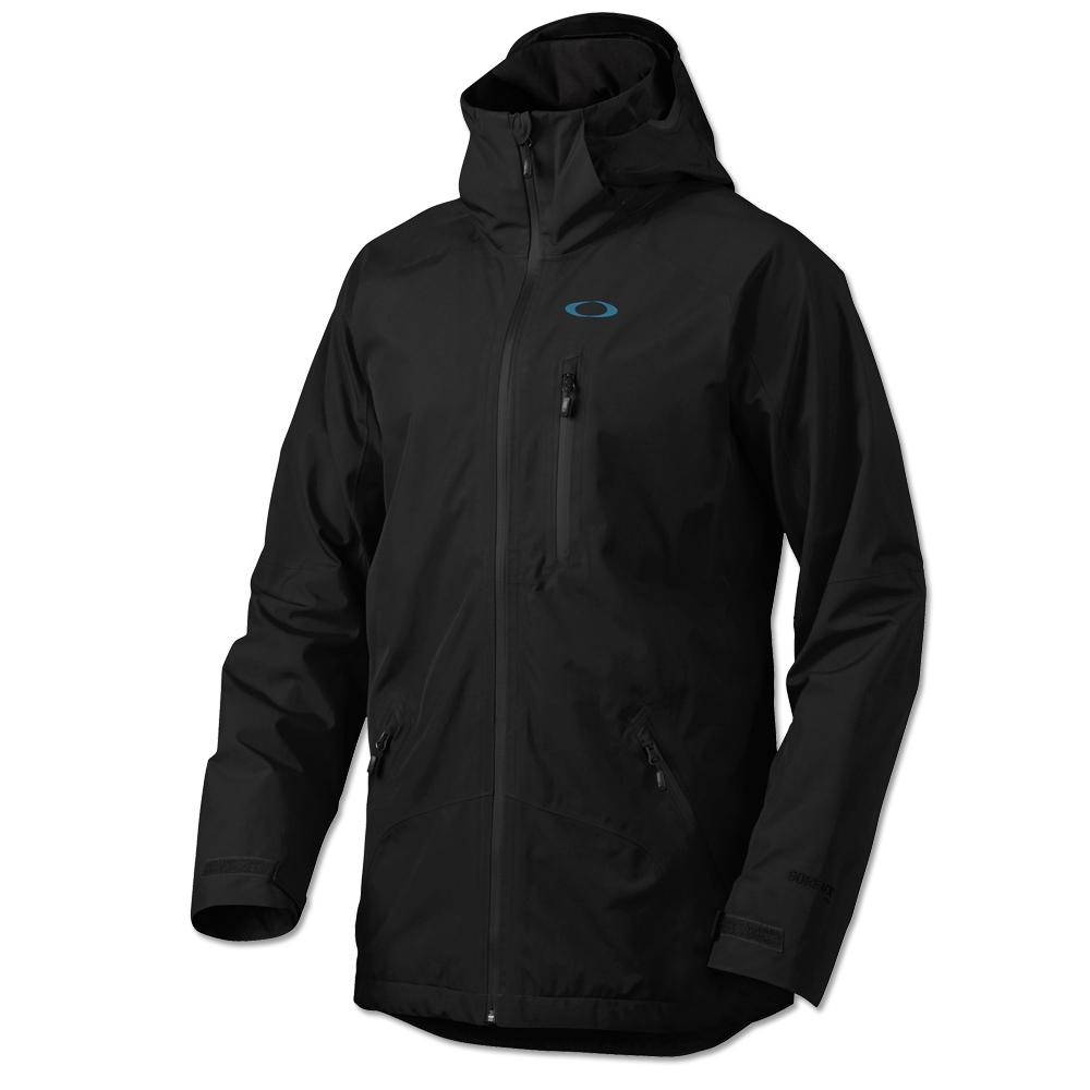 Oakley Hooded Jacket schwarz