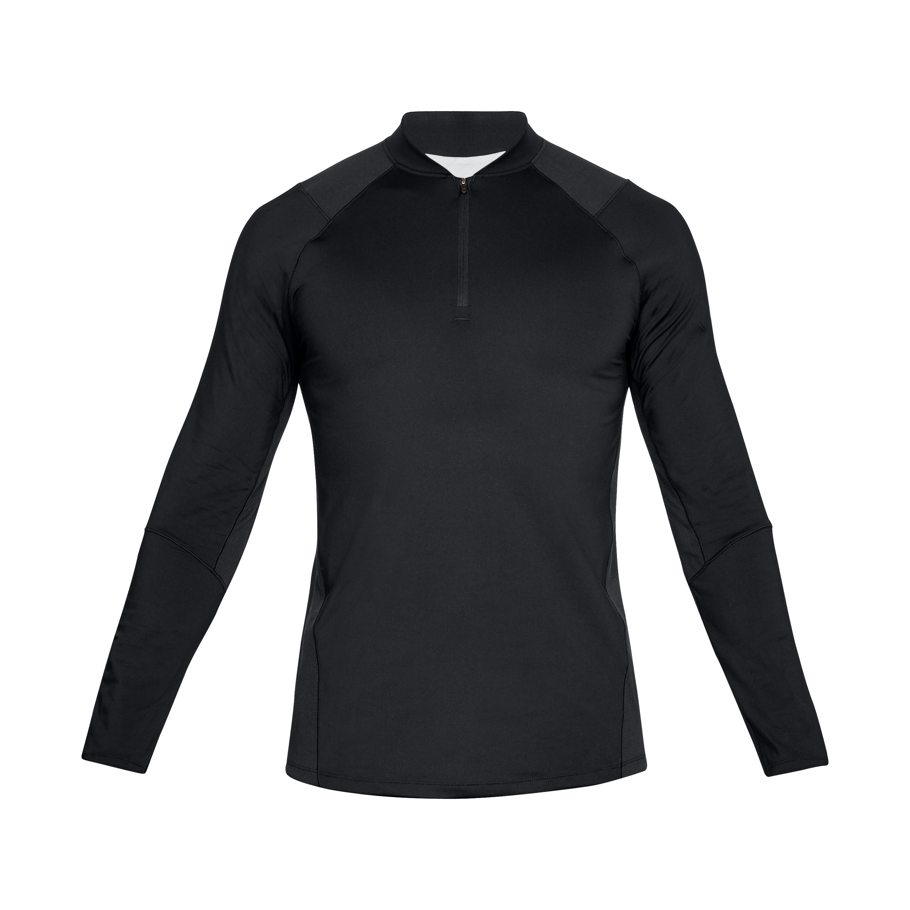 Under Armour Langarmshirt Raid 2.0 1/4 Zip schwarz