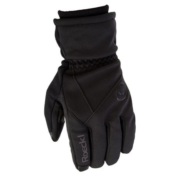 Roeckl Handschuhe Karlstad schwarz