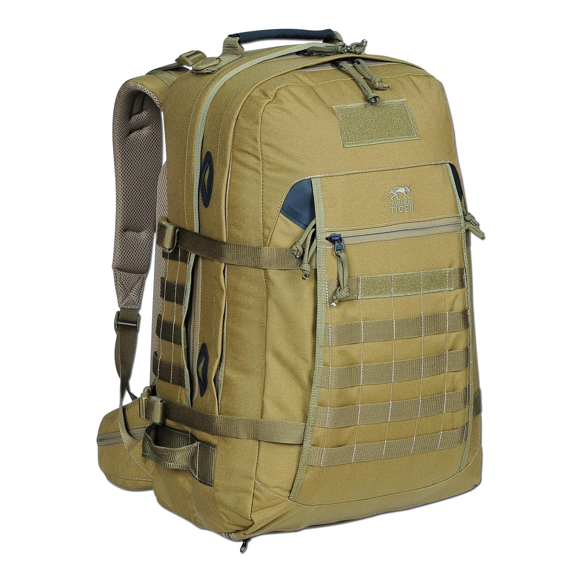 Rucksack TT Mission Bag khaki