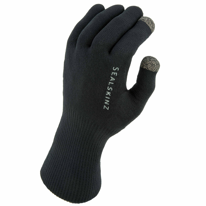 Sealskinz Handschuhe Waterproof All Weather Ultra Grip schwarz