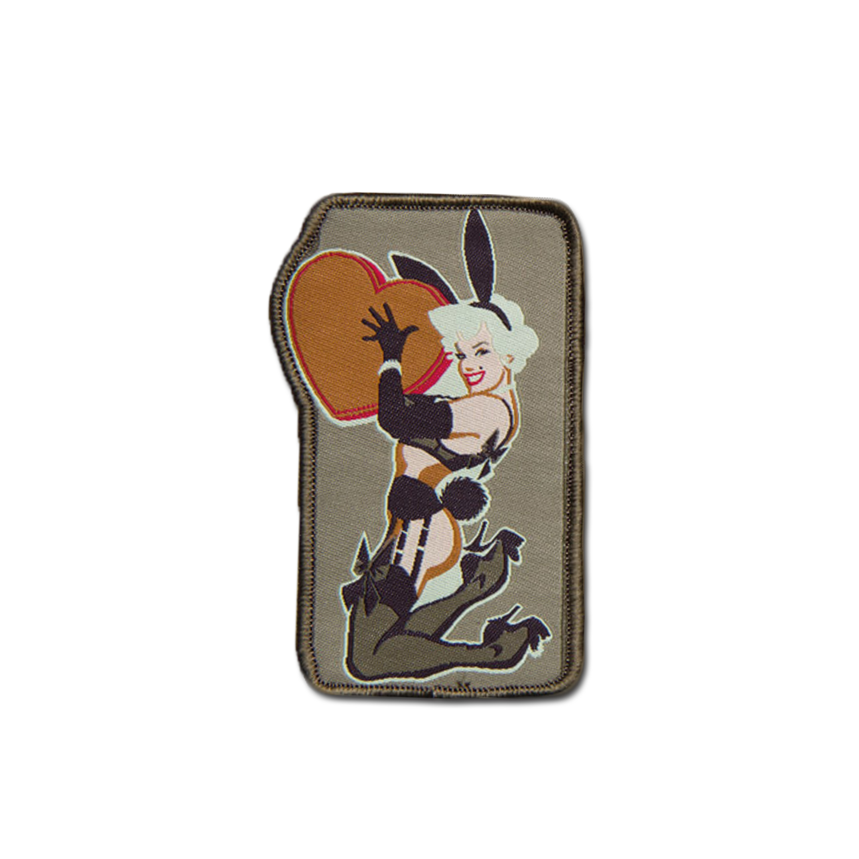 MilSpecMonkey Patch Love Bunny arid