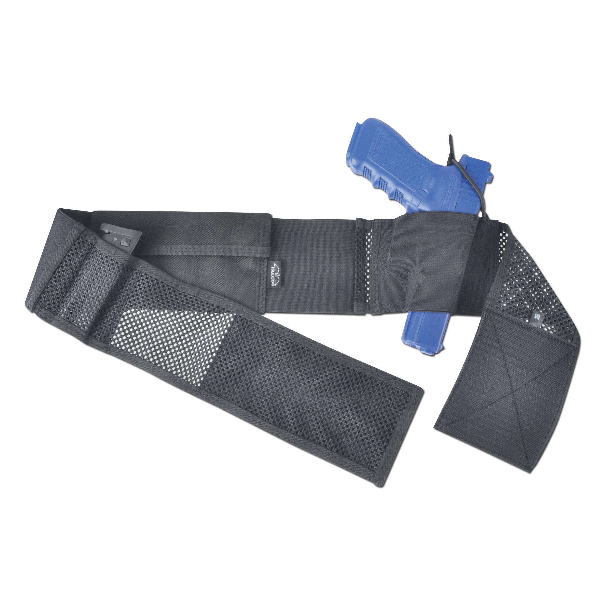 Bauchgurtholster 508/3 Rechtshänder schwarz