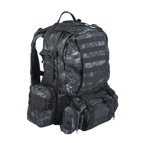 Rucksack Defense Pack Assembly mandra night