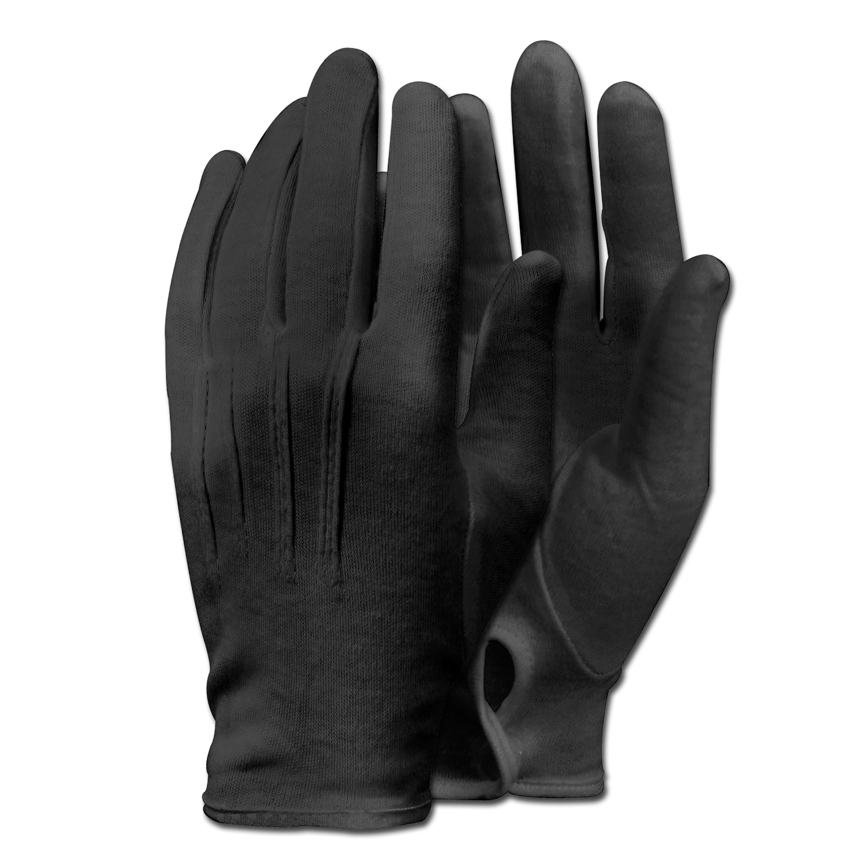 Paradehandschuhe Rothco schwarz
