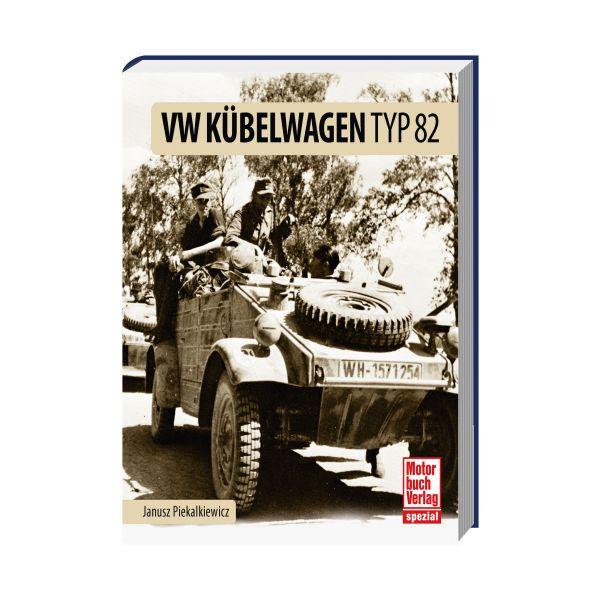 Buch VW Kübelwagen Typ 82
