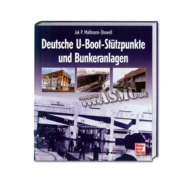Buch U-Boot Stützpunkte