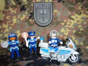 Patch Polizei