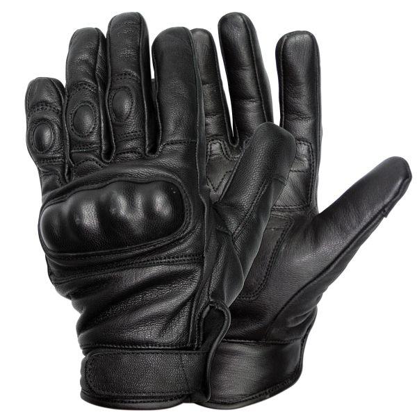 Handschuhe Tactical Pro Leder