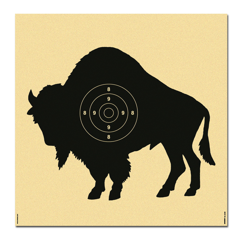Zielscheiben Umarex Büffel 125 Stück