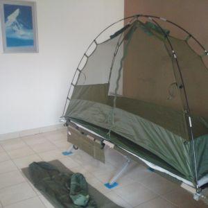 avec lit miltec US Gen II