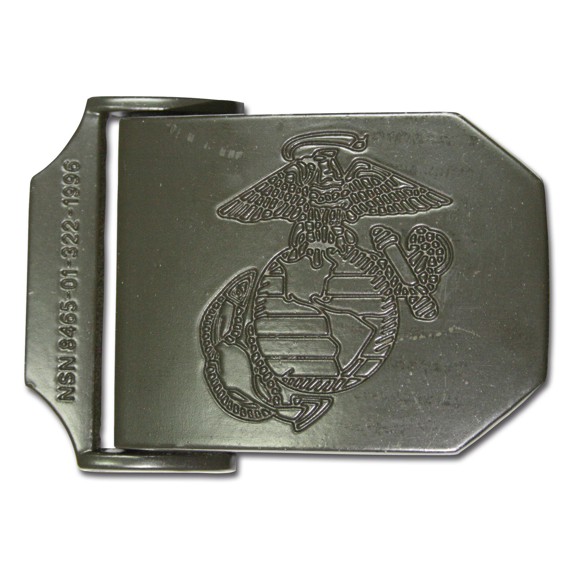 USMC Gürtel oliv