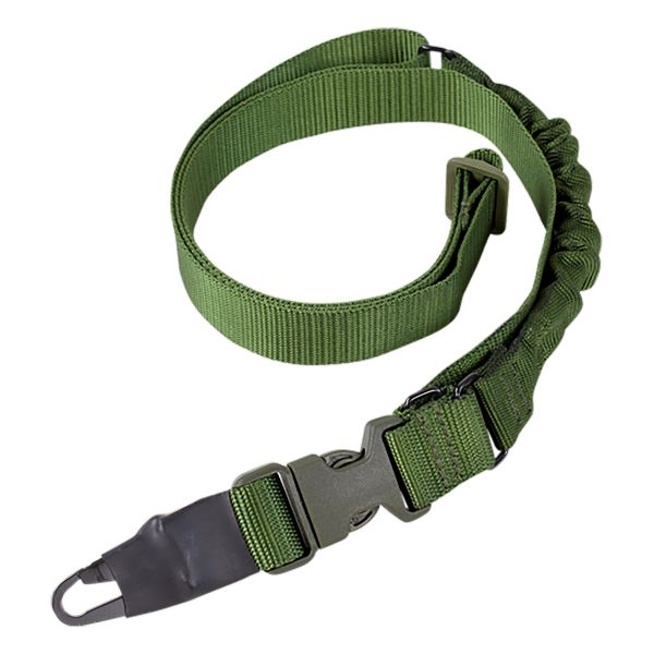 Condor Single Bungee One Point Sling oliv