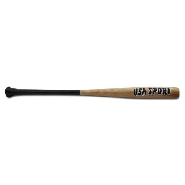 "Baseballschläger Holz Natur 34"""