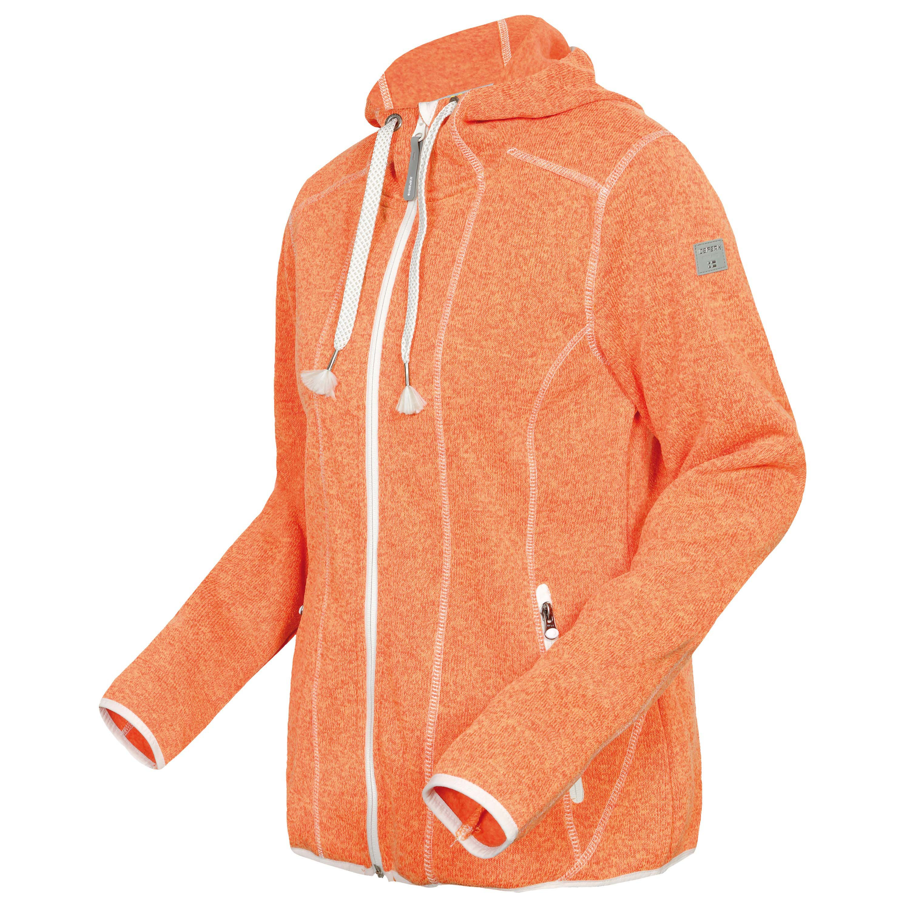 Jacke Icepeak Lori Woman orange