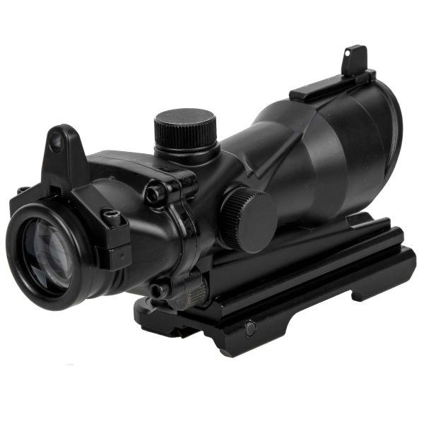 Aim-O Zieloptik 4x32 IR QD Combat Scope schwarz