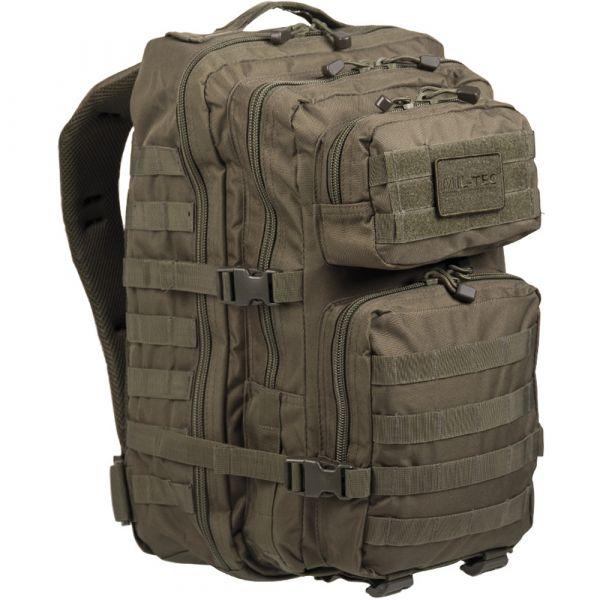 Mil-Tec Rucksack US Assault Pack II oliv