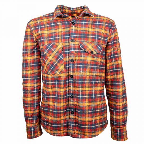 LMSGear Hemd Red Flannel rot