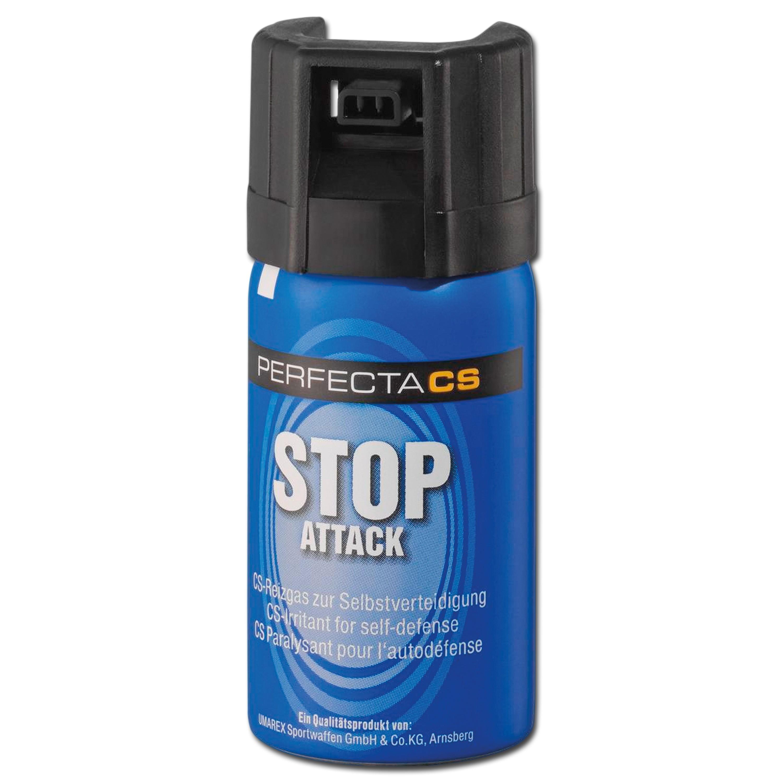 Umarex Perfecta CS Stop-Attack Reizgas 40 ml