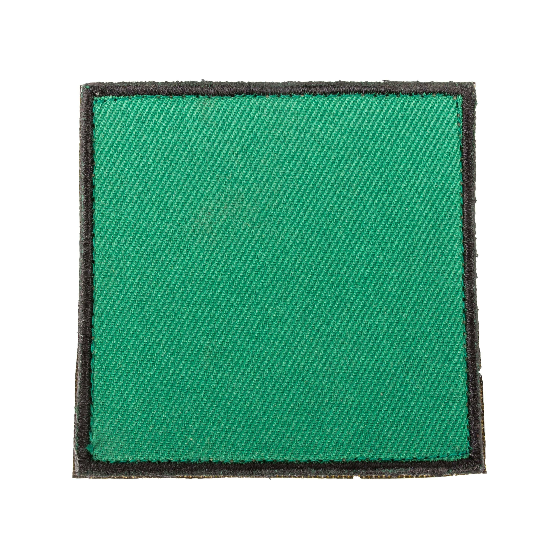 Patch Kompaniefarbe grün