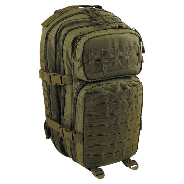 MFH Rucksack US Assault I Basic oliv
