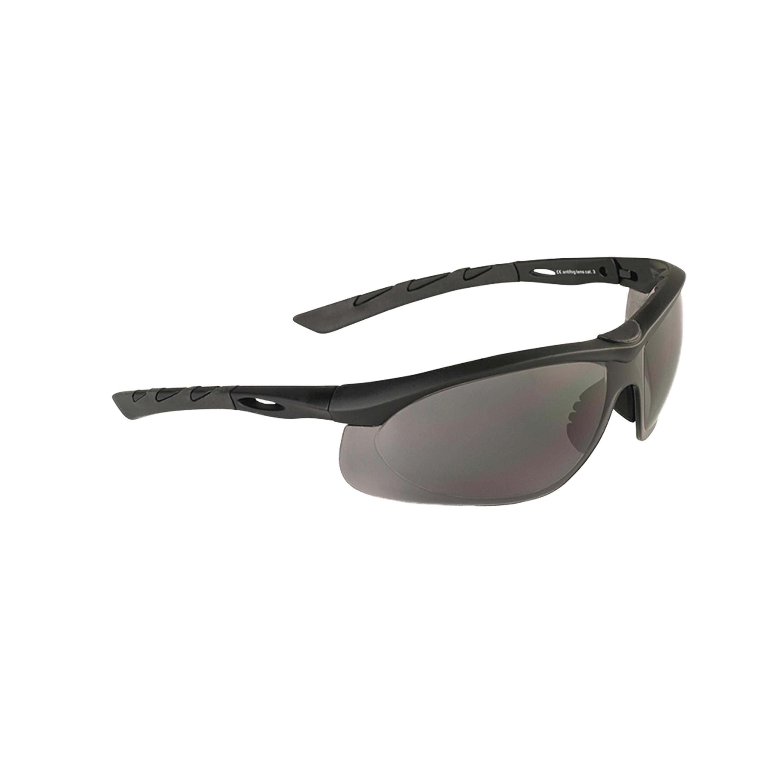 Swiss Eye Schutzbrille Lancer schwarz/smoke