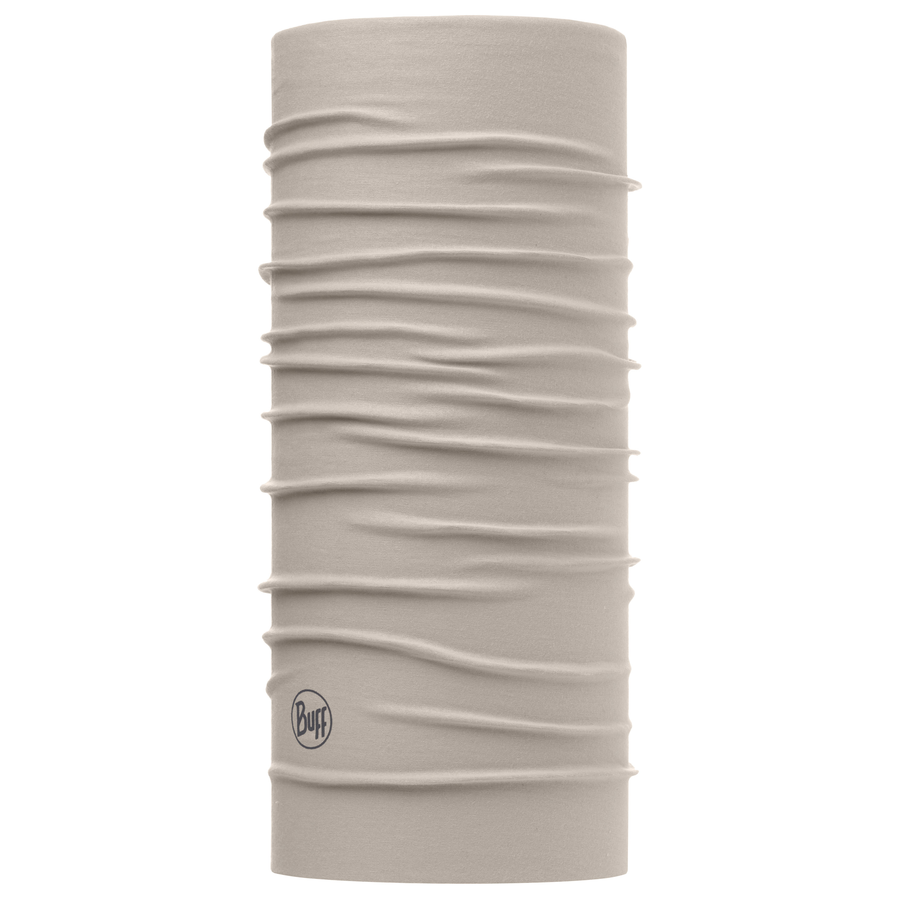 Buff Schlauchtuch UV Insect Shield Solid Mist Grey