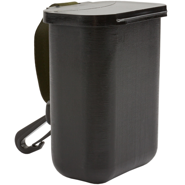 Geocache Container schwarz