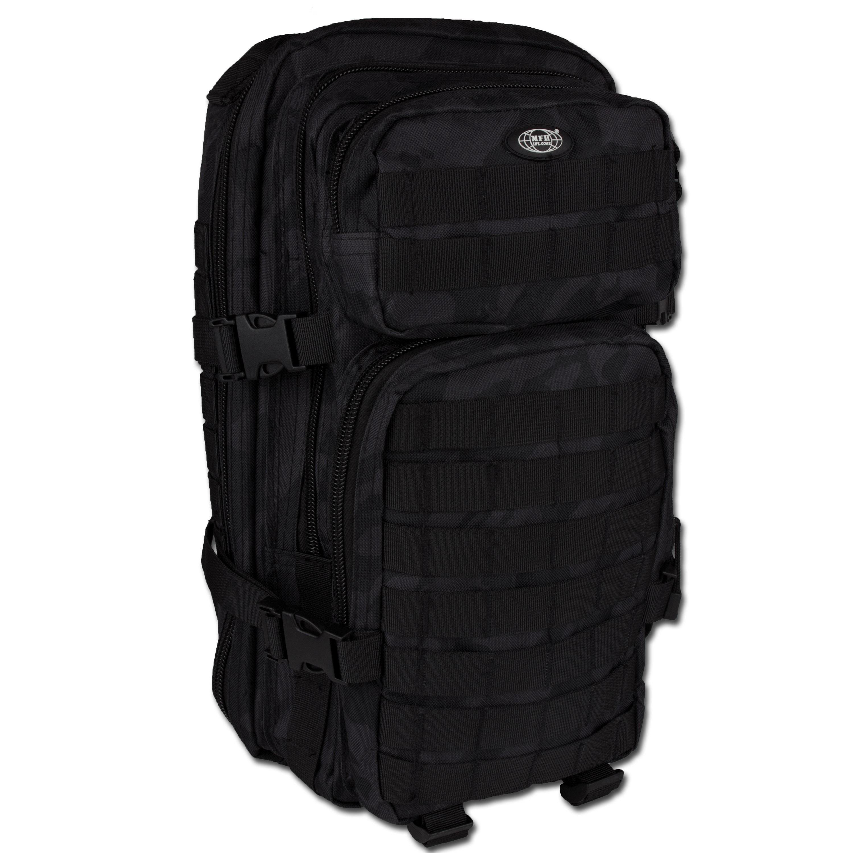 Rucksack US Assault Pack night camo