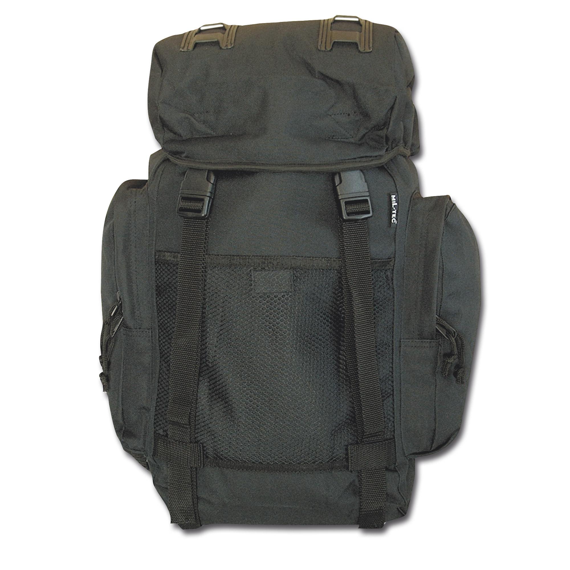 Rucksack Para schwarz 35L