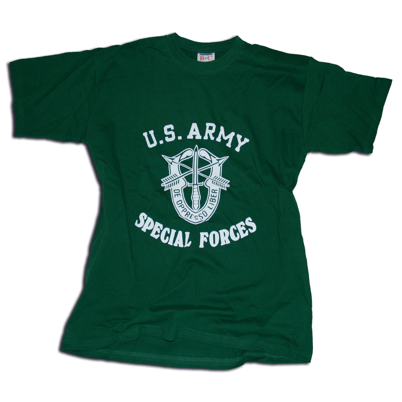 T-Shirt US Army SF