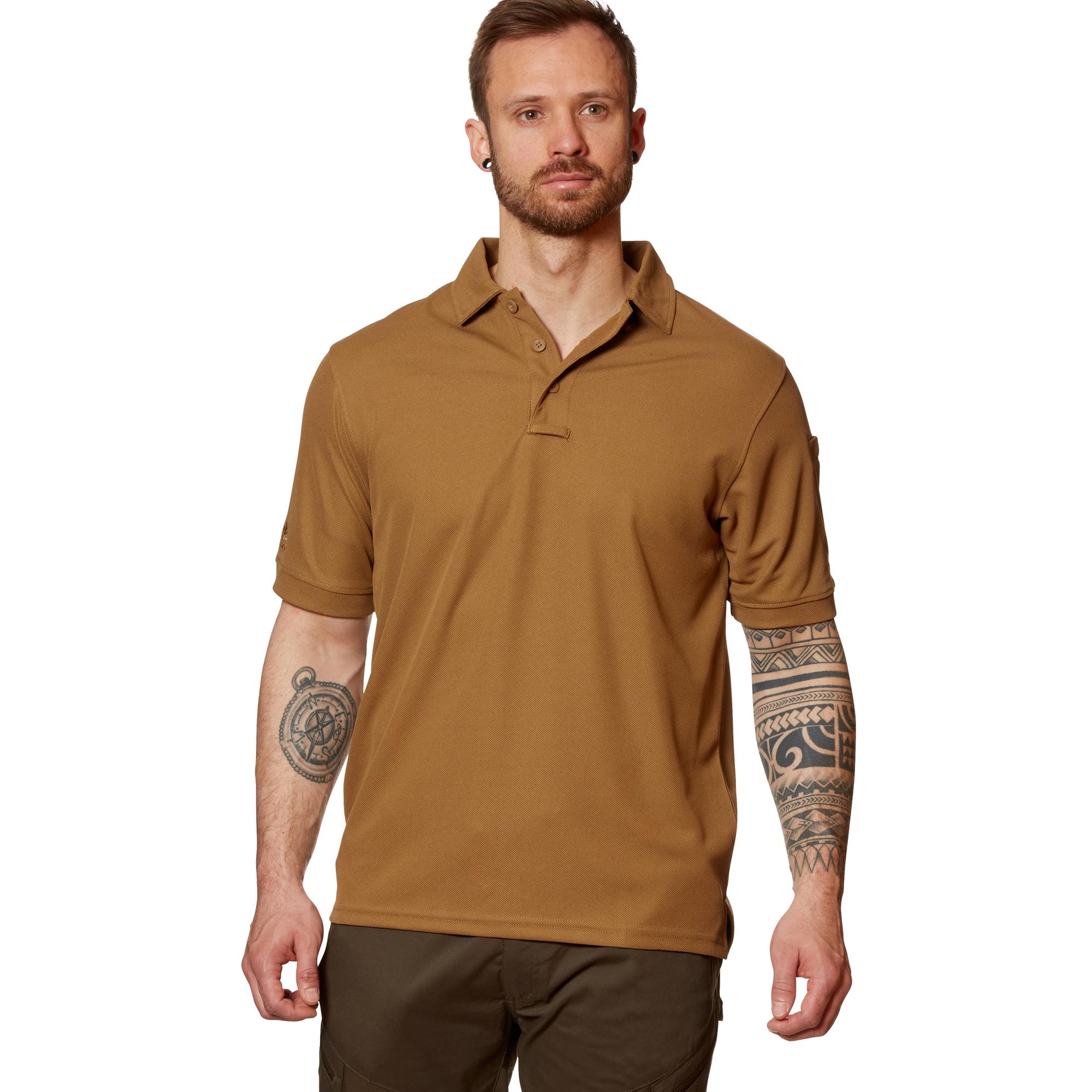 Helikon-Tex Polo Shirt UTL TopCool coyote