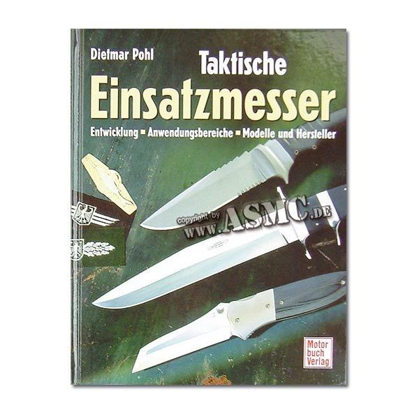 Buch Taktische Einsatzmesser