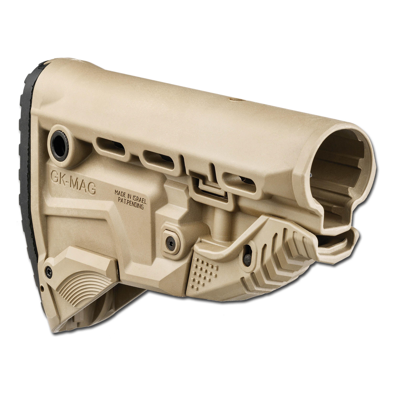 FAB Defense Survival Schubschaft GL-Mag AK sand