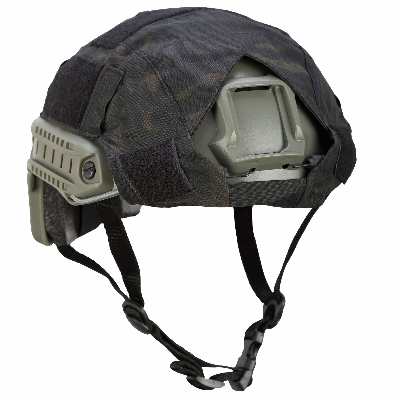 Invader Gear Helmbezug Fast Helmet Cover atp black