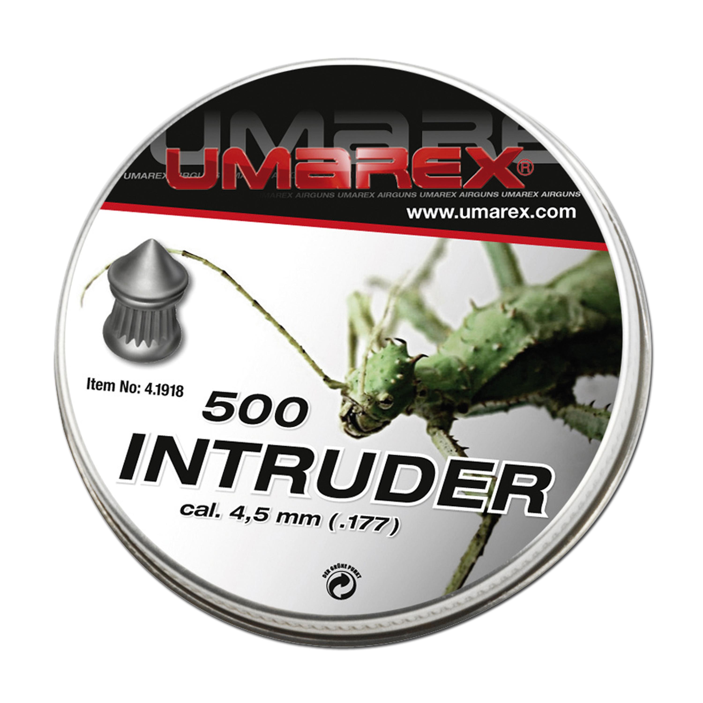 Diabolos Umarex Intruder Spitzkopf Spezial 4,5 mm