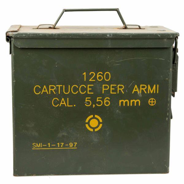 US Munitionskiste PA19 Cal. 5.56 gebraucht