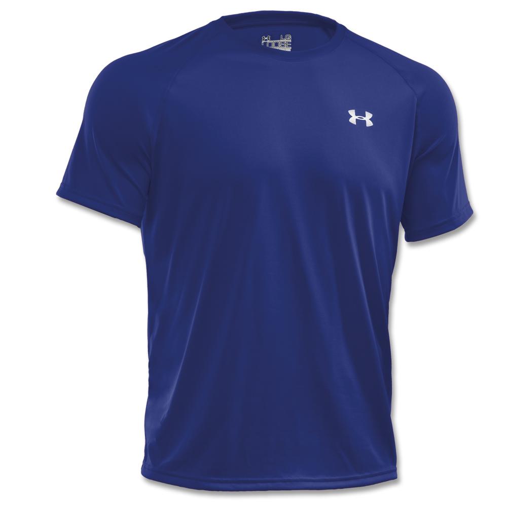 Under Armour T-Shirt Tech SS Tee blau