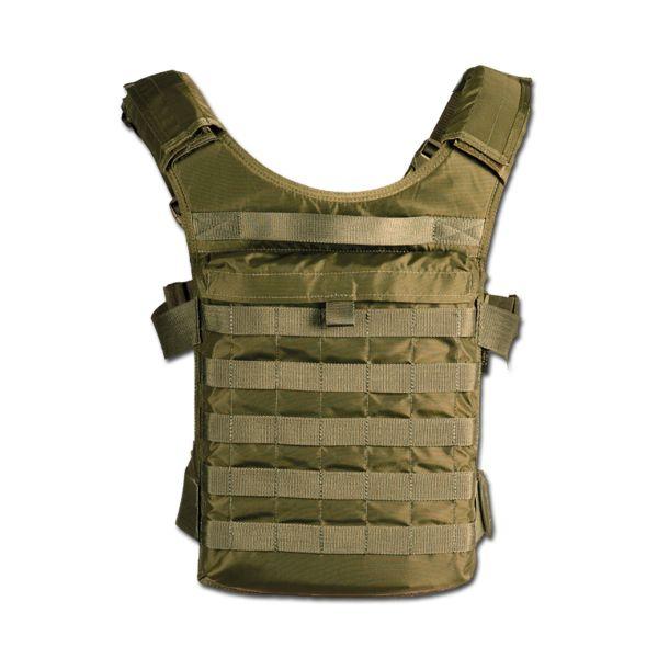 TT Paratrooper Back Plate khaki