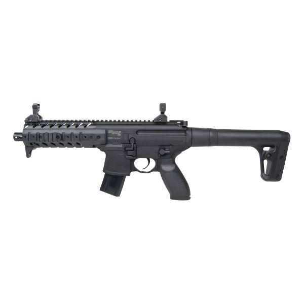 Luftgewehr Sig Sauer MPX schwarz