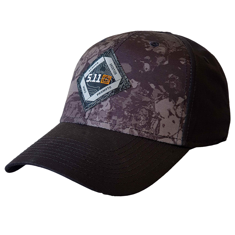 5.11 Baseballcap Annual Cap schwarz