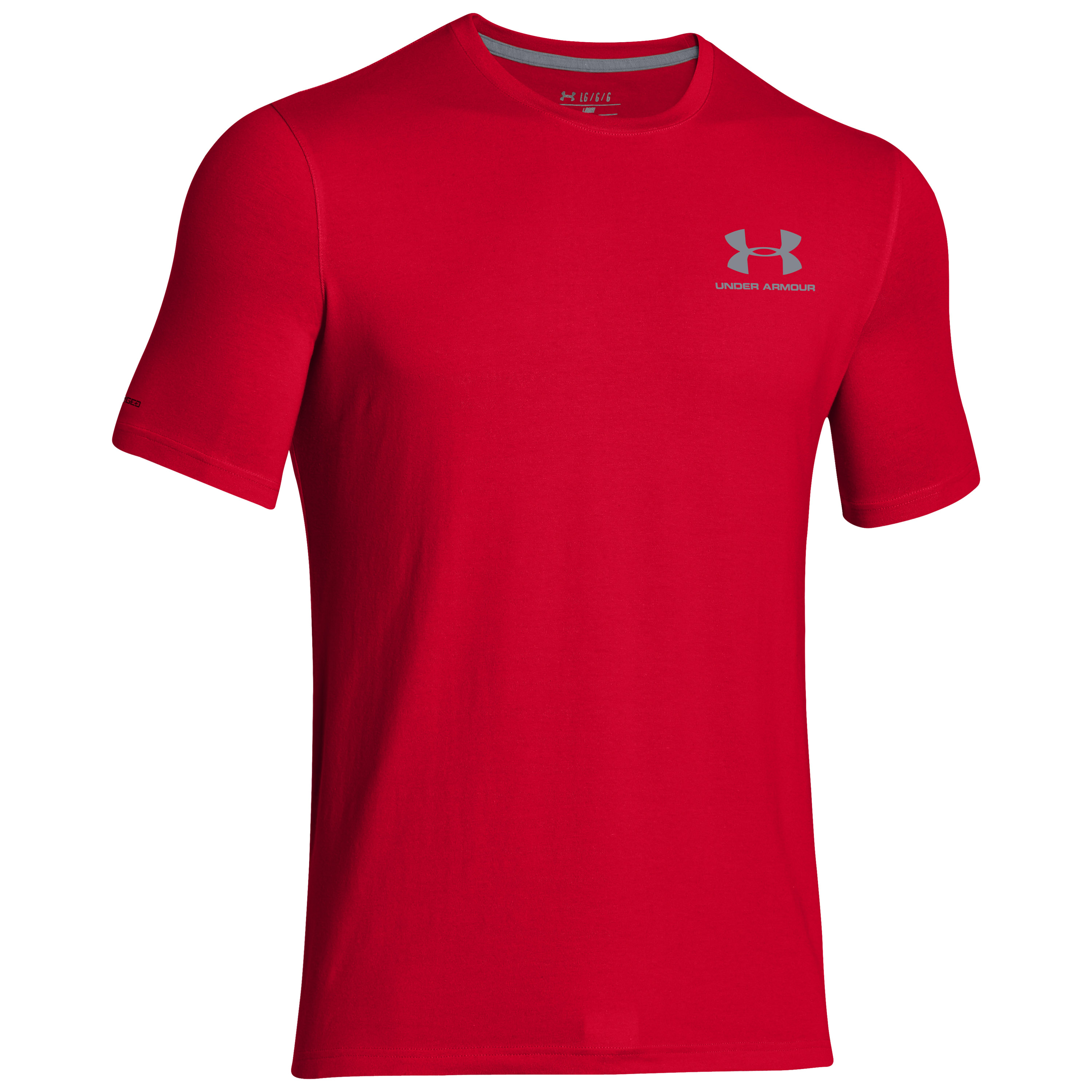 Under Armour Shirt CC Sportstyle rot