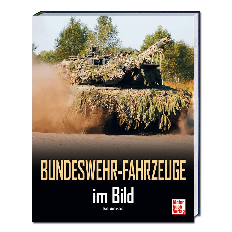 Buch Bundeswehr-Fahrzeuge im Bild