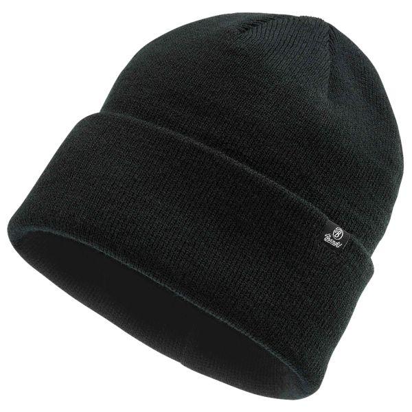Brandit Mütze Watch Cap schwarz