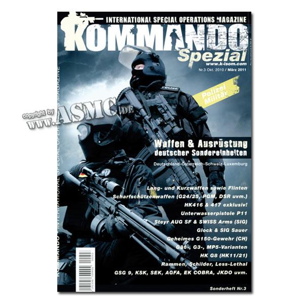 Kommando Magazin K-ISOM Spezial-Ausgabe Nr.3