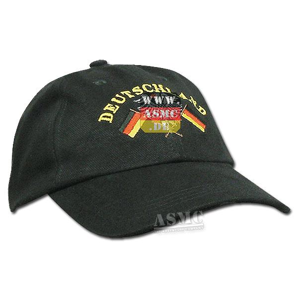 Baseball Cap Deutschland Flaggen