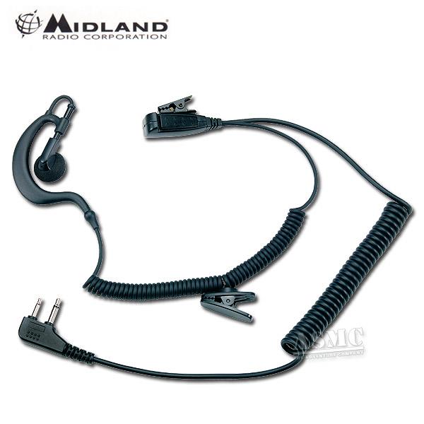 A21M Clip-Mikrofon/Ohrhörer